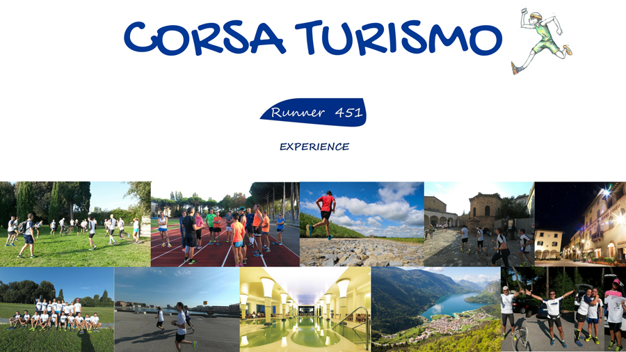 Runner 451 Experience Therme & Trail